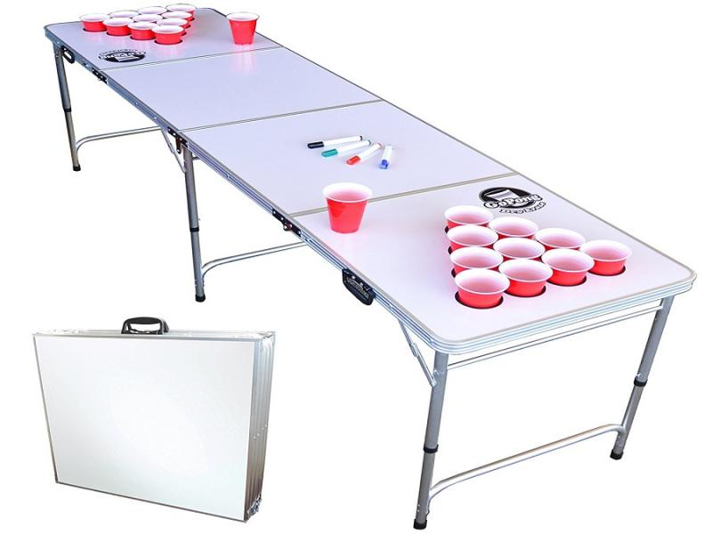 location table bear pong