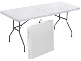 Table Rectangulaire Plastique